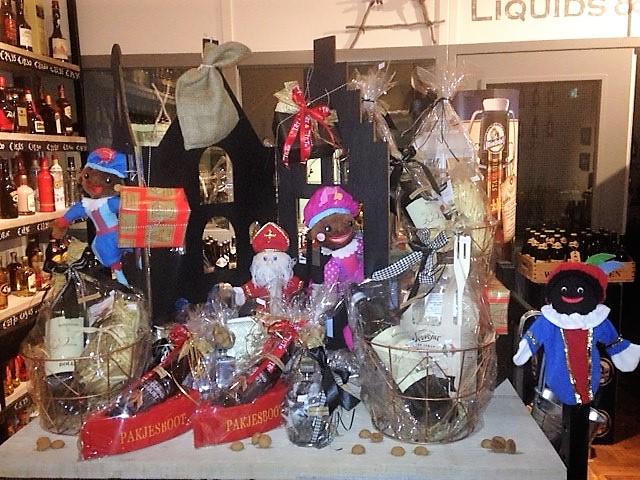 Nu Gratis Sinterklaasgedicht Bij Een Sinterklaaspresent