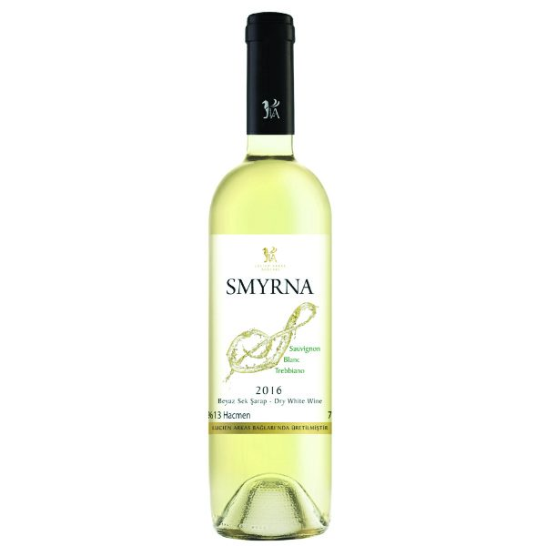 Smyrna Sauvignon Blanc Trebbiano 2016